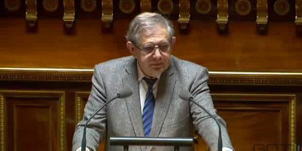 Ministre de l'Agriculture : Jacques Mézard, sénateur du Cantal
