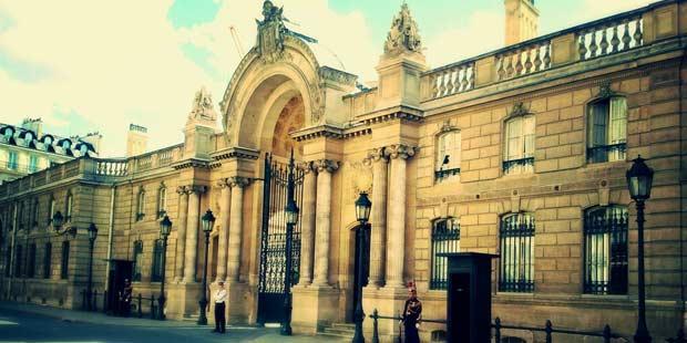 Le Palais de l'Elysée