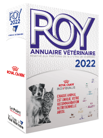 Couverture du ROY