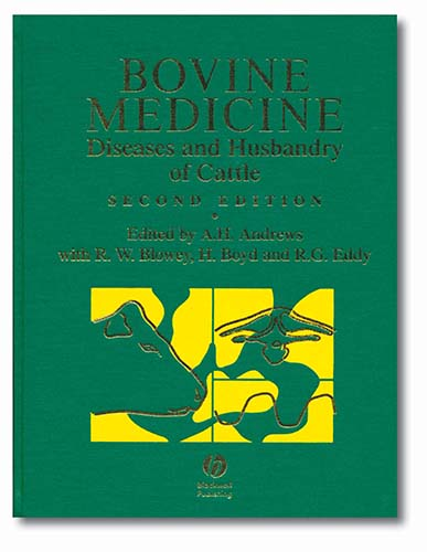 Bovine medicine, diseases and husbandry of cattle