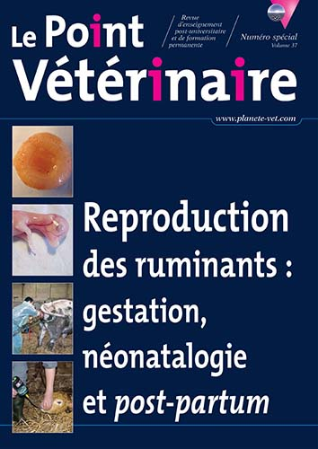 Reproduction des ruminants : gestation, néonatalogie et post-partum