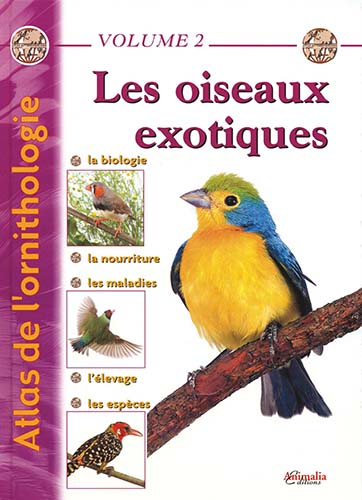 Atlas de l'ornithologie - Volume 2