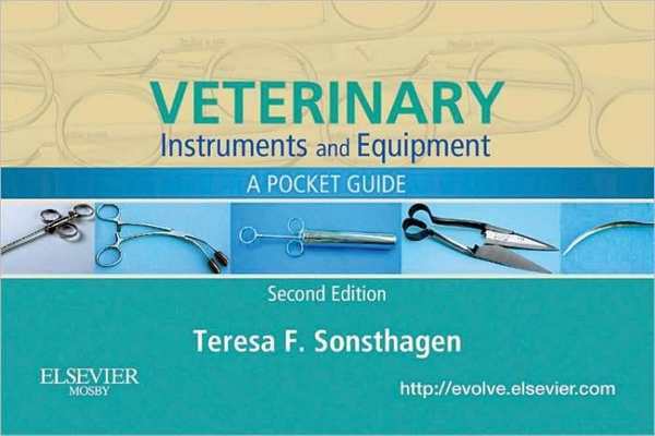 Veterinary instruments and equipment : a pocket guide