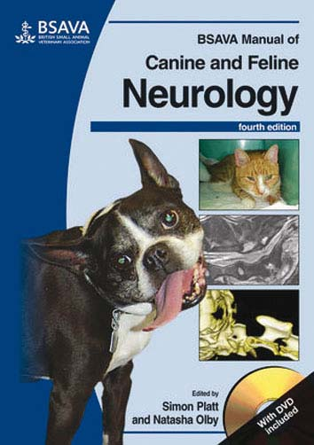 BSAVA Manual of Canine and Feline Neurology (with DVD-ROM)