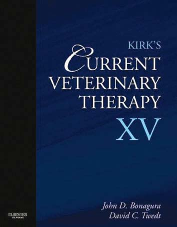 Kirk's Current Veterinary Therapy XV