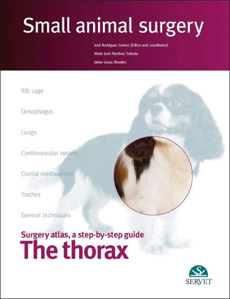 Small animal surgery, The Thorax