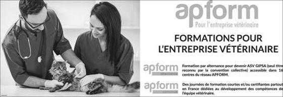 Apform Le Point Veterinaire Fr